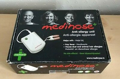 Medinose + anti-allergy unit (pre-owned)