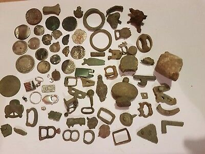 Metal Detecting Finds, Silver, Medieval, Hammered Coins