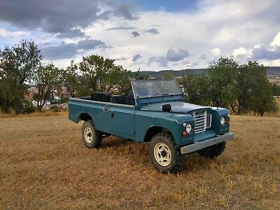 1980 Land Rover 109 Series 3