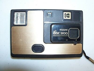 Eastman Kodak Disc 3100 Camera  Made in USA