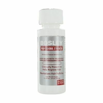 BOSLEY by HAIR REGROWTH TREATMENT, EXTRA STRENGTH FOR MEN- TWO MONTH SUPPLY 2...