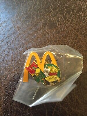 Mcdonalds Pins Lot