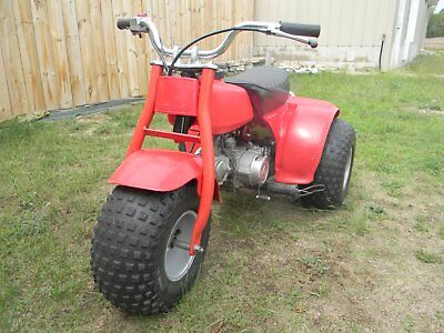 1979 Honda ATC 70 three wheeler