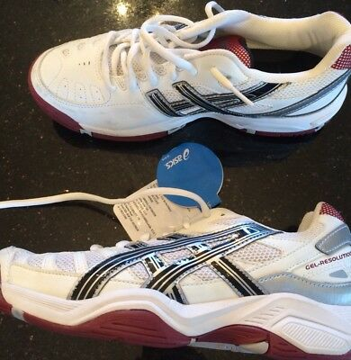 Asics Gel Resolution 3, Junior Size 7, Euro 40 NWT C103Y