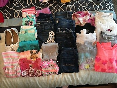 girls mixed lot size 12 30+ items