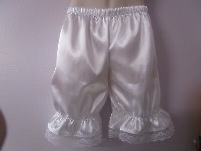 Men's Satin Bloomers Knickers Pantaloons Panties Shorts Sissy Man Panty Hot Pant