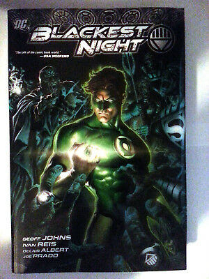 DC Comics Blackest Night (Hardback)