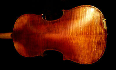 Very Old Antique Violin Ole Bull Germany