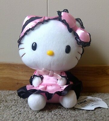 RARE Hello Kitty Pink Lolita Plush