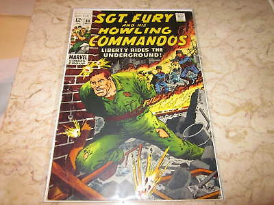 Sgt. Fury and his Howling Commandos #66