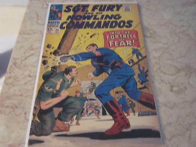 Sgt. Fury and his Howling Commandos #39