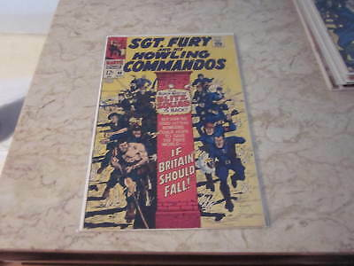 Sgt. Fury and his Howling Commandos #48