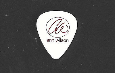 Ann Wilson of Heart - Touring Guitar Pick from Andy Stoller