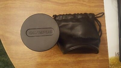 Olympus IS/L Lens B-300 HQ Converter 1.7X 55mm Made in Japan