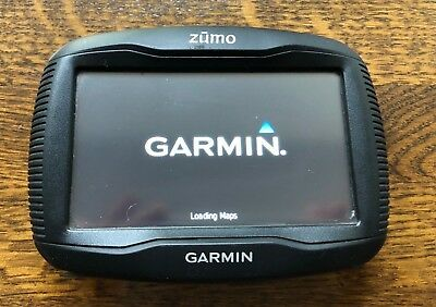 Garmin Zumo 350LM Motorcycle SatNav (Inc. Full Europe Lifetime Map + Mounts)