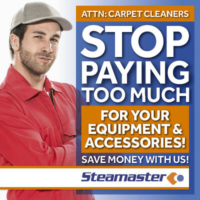 Carpet Cleaning Machine 4 Jet Carpet Cleaning Wand 1.5″ x 12″ Wide FREE DELIVERY
