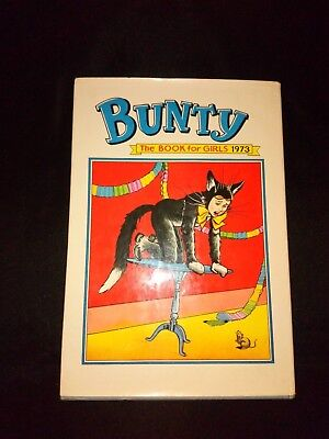 Bunty Annual 1973 Retro/Vintage Girls Hardback