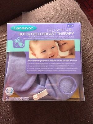 Lansinoh Therapearl Hot Or Cold Breast Therapy