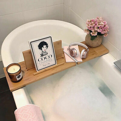 Bath Caddy Free Standing or Inset Bath As Seen On The Block RELAX-A-MATE NEW