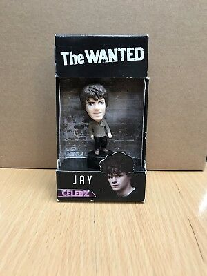 The Wanted Celebz Jay 8Cm Vivid Mini Figure Brand New