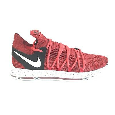 online store 2a1e3 7f35d sale nike zoom kd 10 x red velvet cupcake kevin  durant 897815 600 university red 07e38f3d19