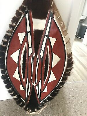 Kenyan Tribal Shield
