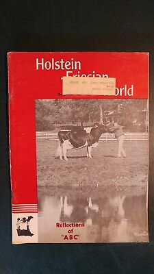 """Holstein World 1967 The """"abc Reflection Sovereign (Ex Extra)"""" Tribute Issue"""