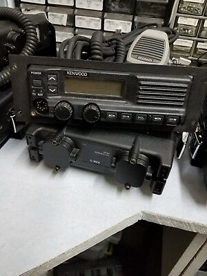 Kenwood TK790H TK-790H VHF remote mount 148-174 Mhz with accessories Used