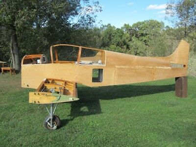 Barracuda Airplane, Homebuilt Plane, Experimental Aircraft Project