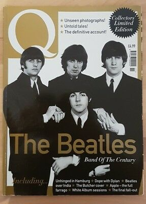 Q The Beatles Band of the Century 1999