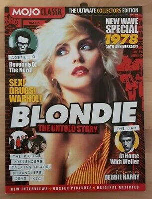 Mojo Blondie and the story of new wave 2008