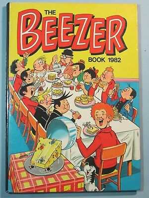 The Beezer Book 1982
