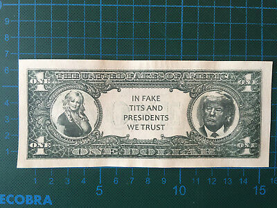 The United Fakes of America/in fake tits and fake presidents we trust/aus echter