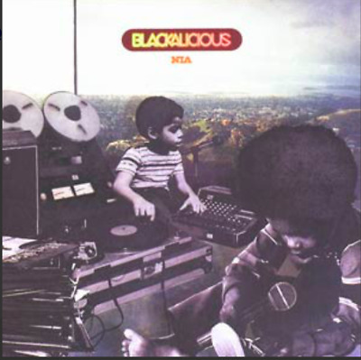 Blackalicious ‎– Nia DELUXE VERSION 3LP! Limited Mo Wax