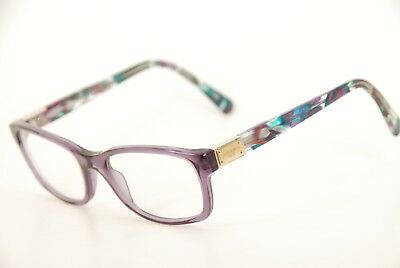 94c649457d50 New Authentic Dolce & Gabbana DG 3170 2735 Violet 51mm Eyeglasses Frames RX