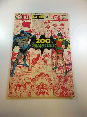 Batman #200 Neal Adams cover FN- condition Huge auction going on now!