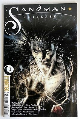 Sandman Universe #1 Near Mint-Unread Jim Lee Variant