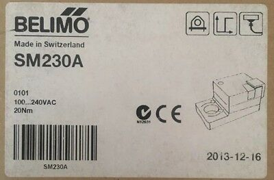 Belimo Actuator, Part No:SM230A Brand New In Original Packaging.