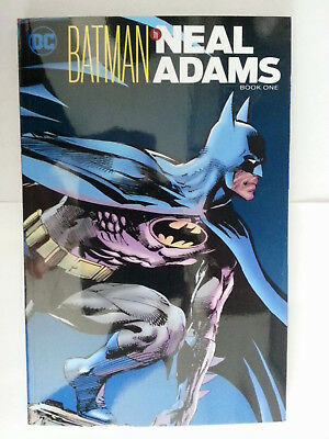Batman by Neal Adams Book One (Paperback)