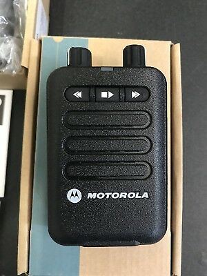 Motorola Minitor 6 VHF 143-174 Mhz Five channel pager