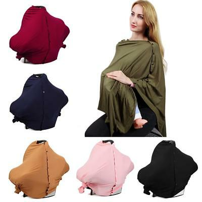 Baby Multifunctional Soft Stretch Pregnant Breastfeeding Nursing Covers Scarf