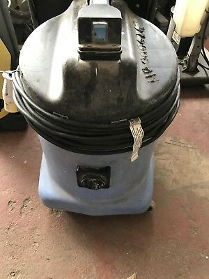 Numatic WVD570-2 Industrial Vacuum Cleaner Only. 110v
