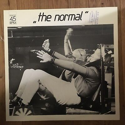 The Normal – Warm Leatherette - Mute – Mute 001 - GER - VG+/VG+