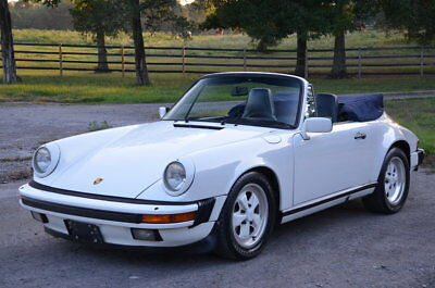 Porsche 911 Carrera Cabriolet  tunning well cared for Carrera Cabriolet with recent clutch and Tranny rebuild