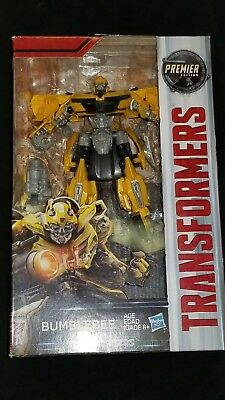 Transformers The Last Knight Premier Edition Bumblebee