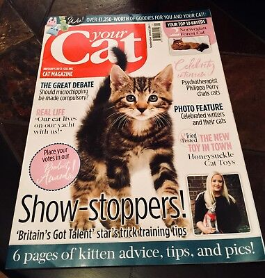 Your Cat Magazine September 2018 Issue