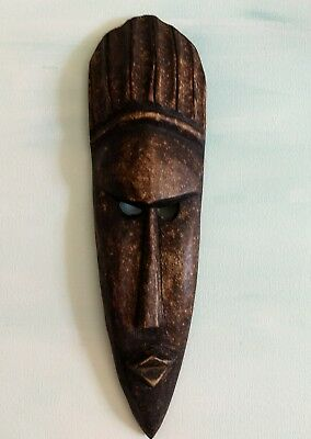CONGO DR African Art Mask Antique Tribal
