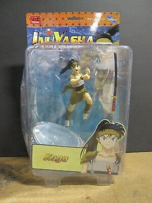 Inuyasha Koga Figure - TOYNAMI New but Opened Package