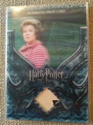 Harry Potter in 3D II Proclamations Ci2 case incentive Prop Card 18/160