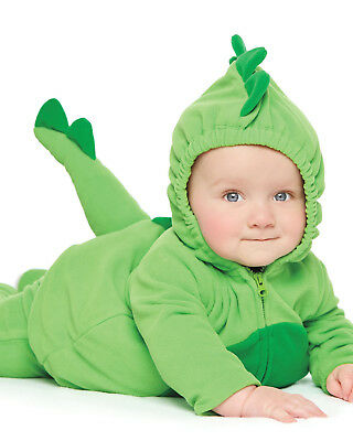 d124db8be Carters 3 6 9 12 24 Months Little Dinosaur Halloween Costume Baby Boy  Holiday